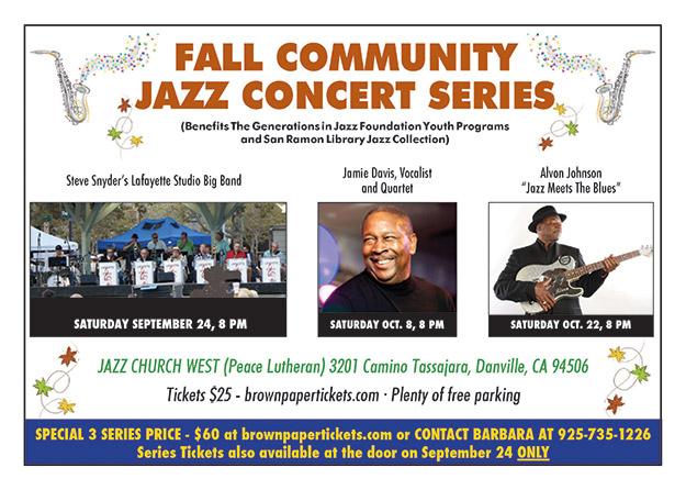 Community Jazz 2016