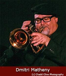 Dmitri Matheny